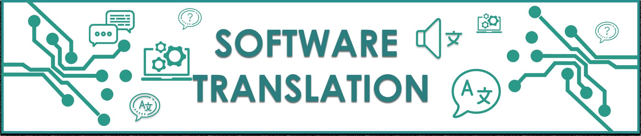 Software Translation