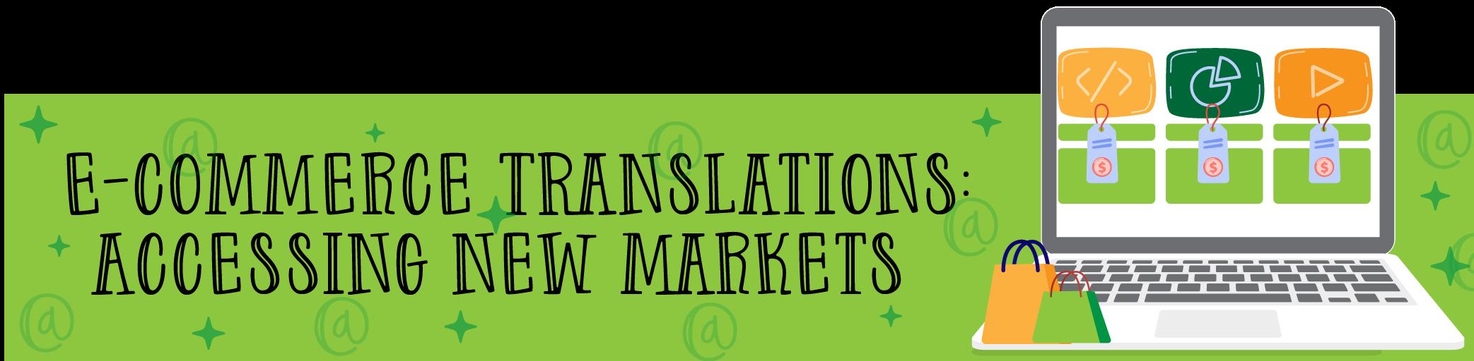 ecommerce translations